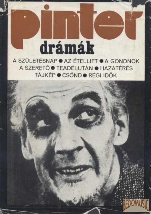 Drámák - Harold Pinter