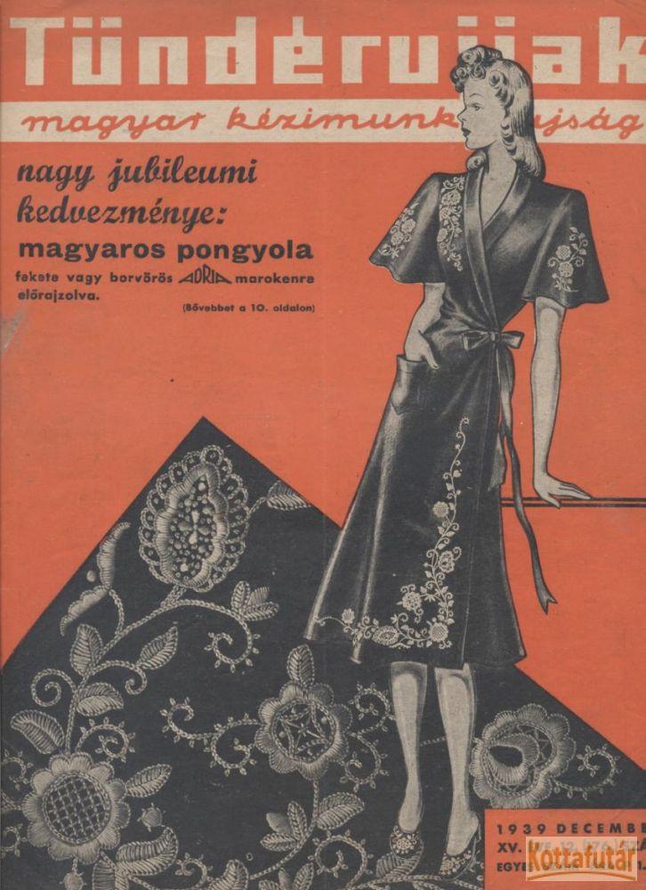 Tündérujjak 1939. december 176. szám