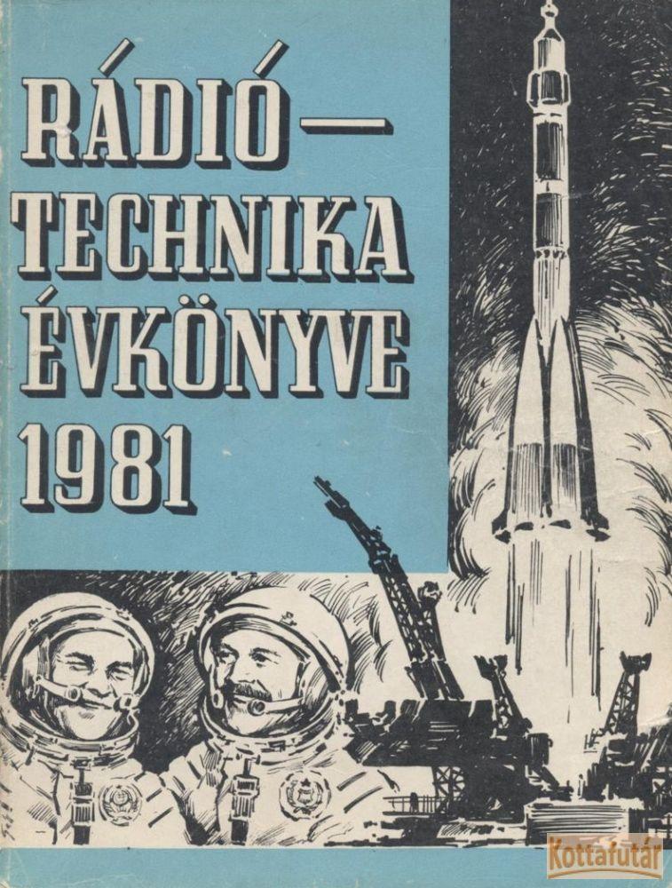 A Rádiótechnika évkönyve 1981