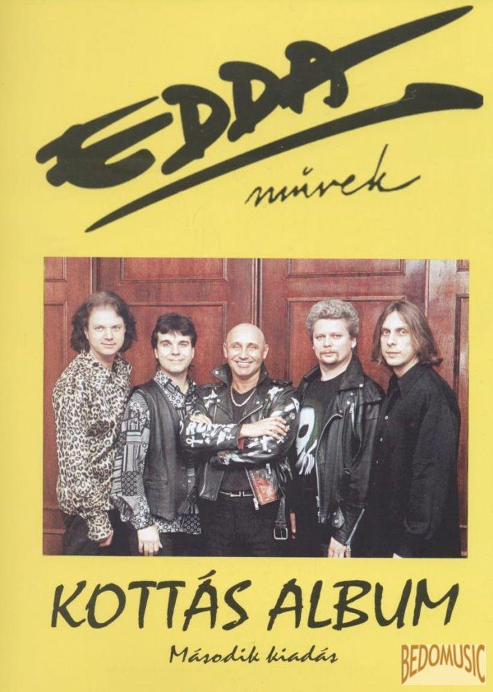 Edda Művek - Kottás album