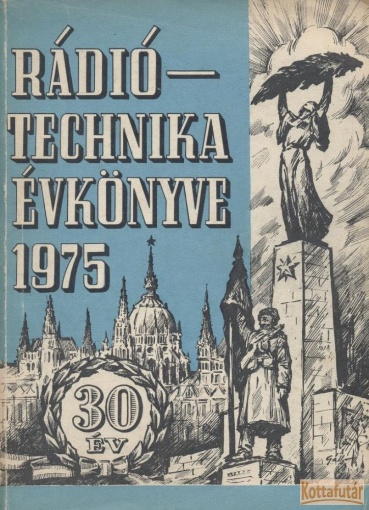 A Rádiótechnika évkönyve 1975
