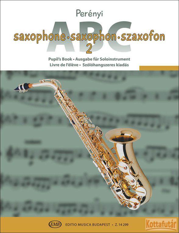 Szaxofon ABC 2