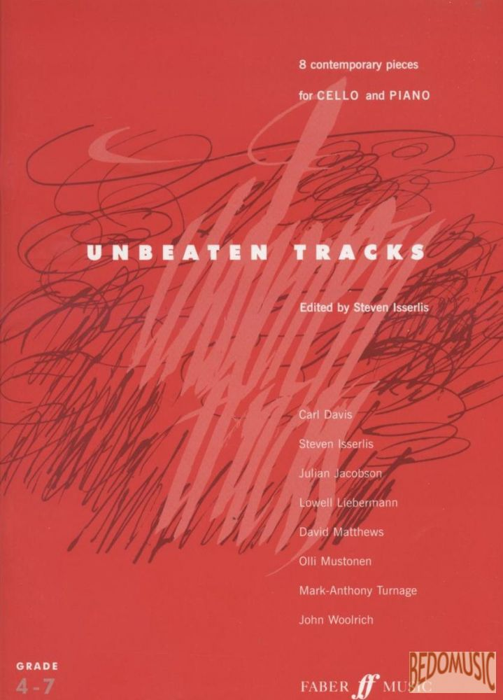Unbeaten Tracks (cello and piano)