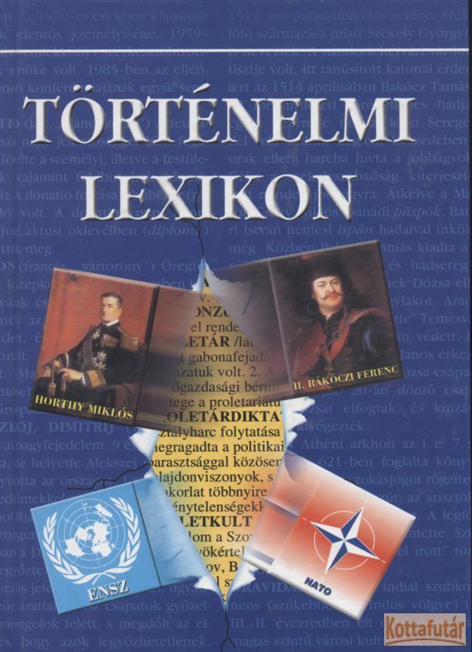 Történelmi lexikon (Szalay)