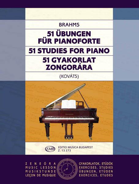 51 gyakorlat zongorára