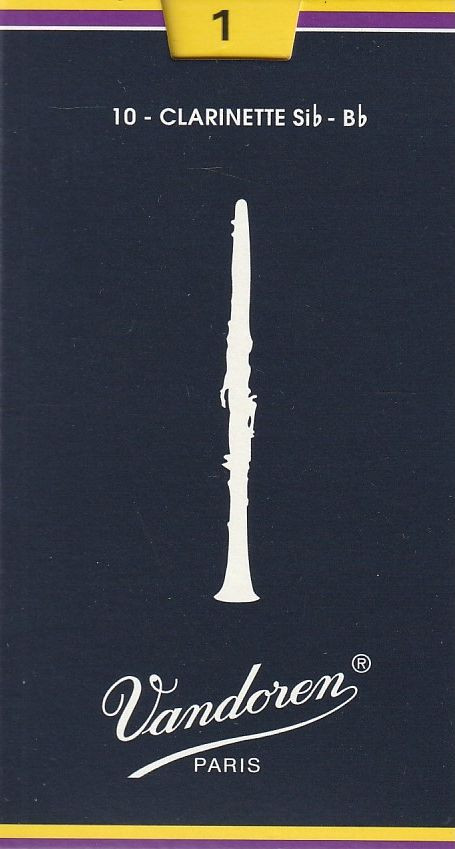 Vandoren Classic klarinét nád