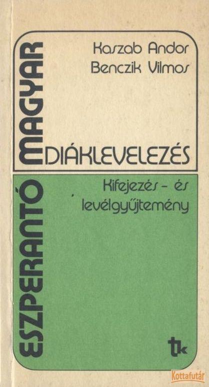 Eszperanto - magyar diáklevelezés