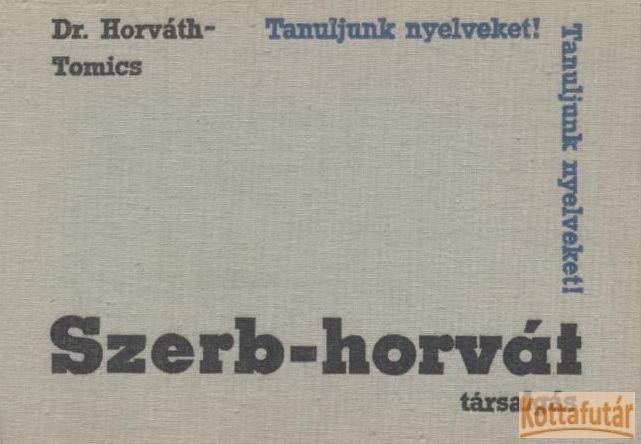 Szerb-horvát társalgás