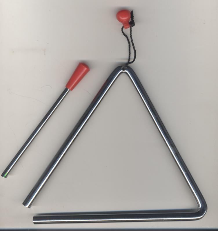 Triangulum KB. 15 cm-es