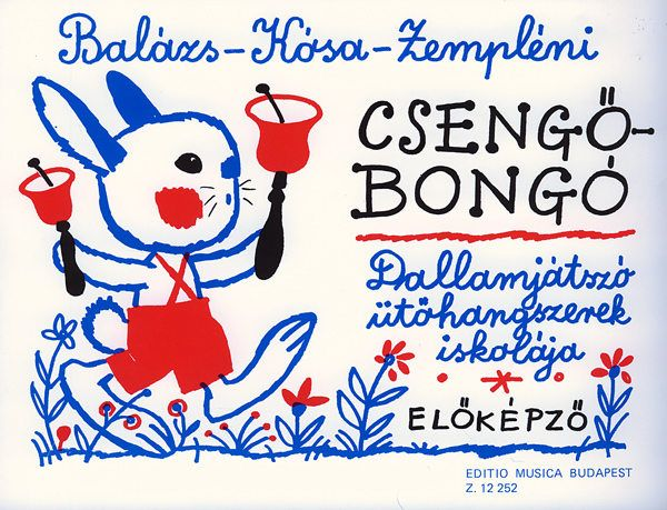 Csengő-bongó - Dallamjátszó ütőhangszerek iskolája