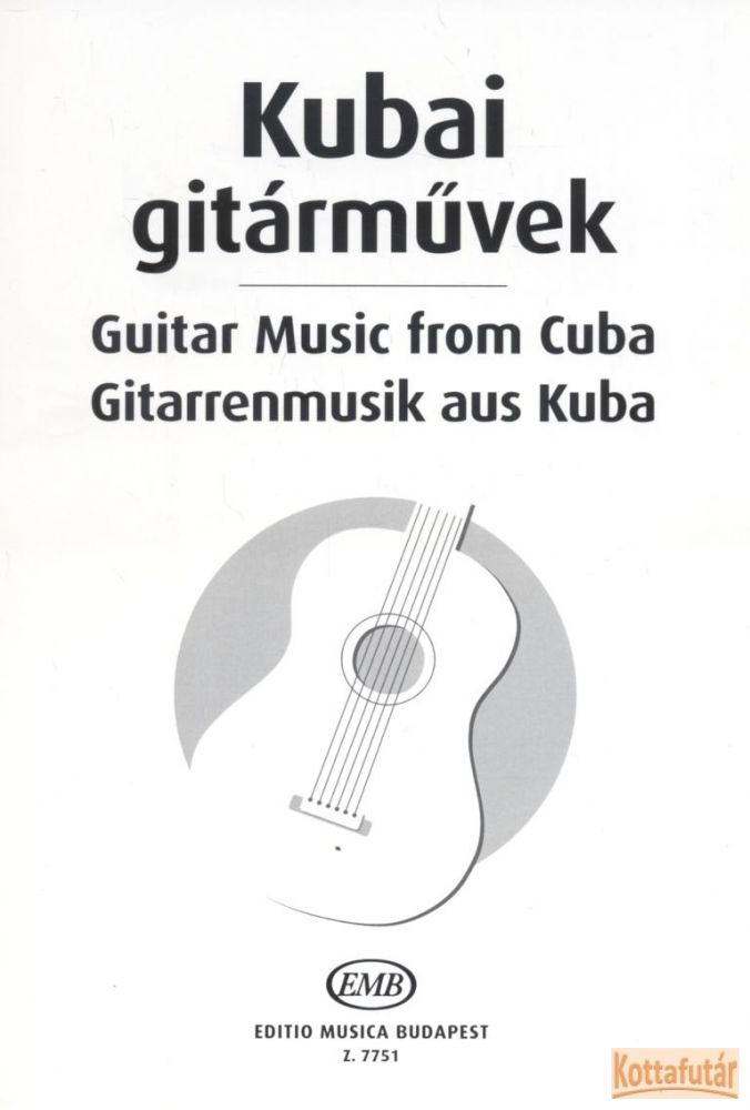 Kubai gitárművek