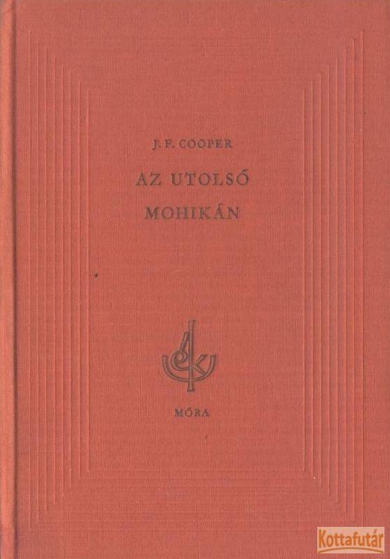Az utolsó mohikán (1962)