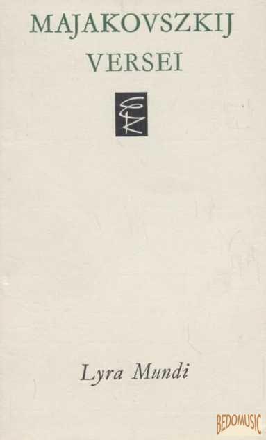 Majakovszkij versei