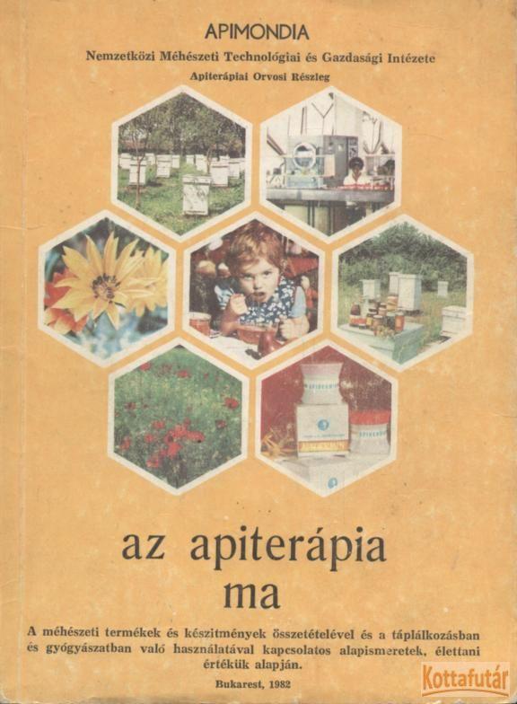 Az apiterápia ma