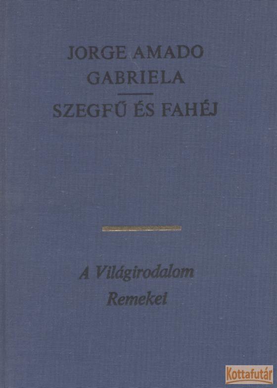 Gabriela / Szegfű és fahéj