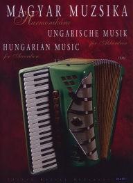 Magyar muzsika harmonikára
