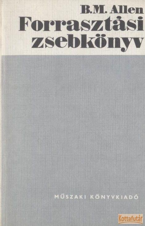 Forrasztási zsebkönyv