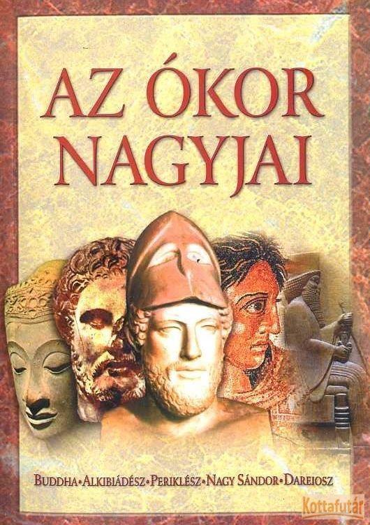 Az ókor nagyjai második kötet