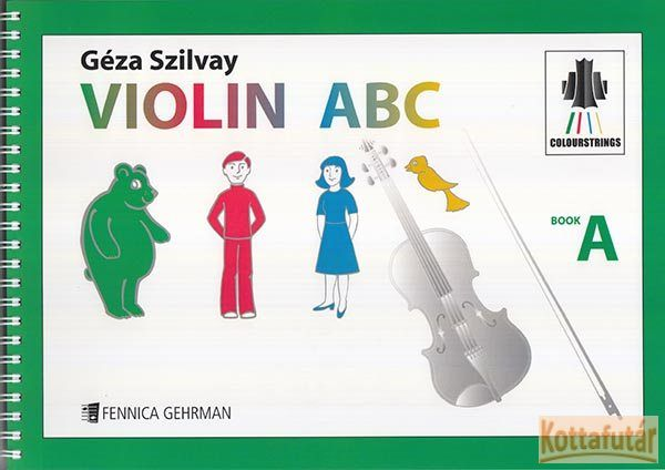 Violin ABC (Book A)