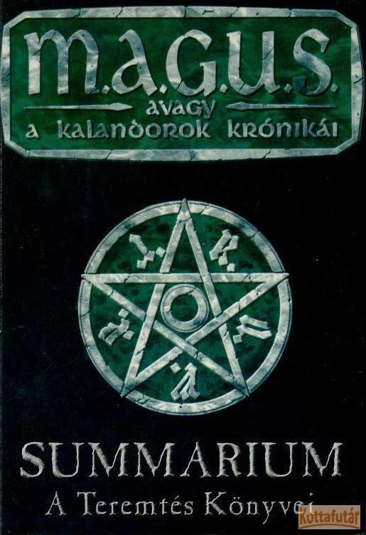 Summarium - A Teremtés Könyvei