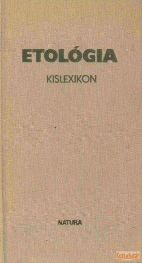 Etológiai kislexikon