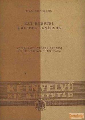 Rat Krespel - Krespel tanácsos