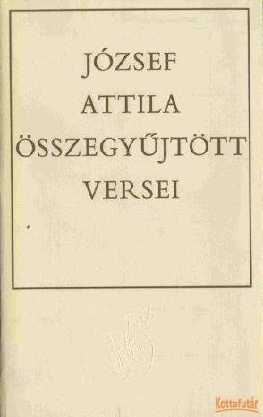 József Attila összegyűjtött versei