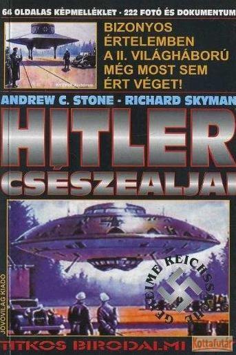 Hitler csészealjai