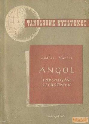 Angol társalgási zsebkönyv (1960)