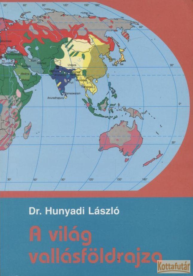 A világ vallásföldrajza