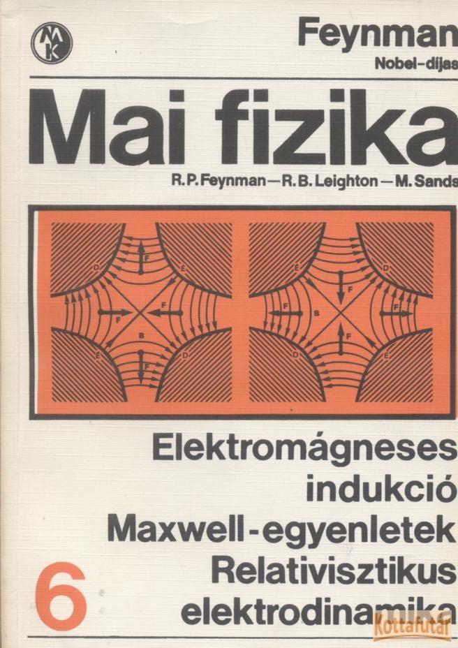 Mai fizika 6. Elektromágneses indukció / Maxwell-egyenletek / Relativisztikus elektrodinamika