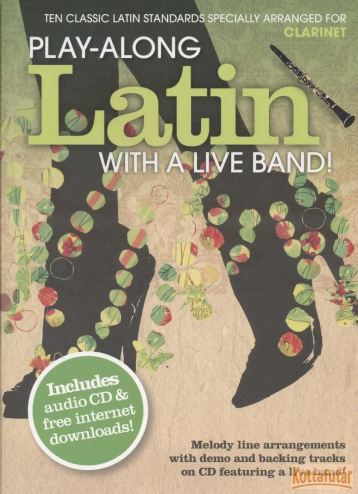 Play-along Latin With a Live Band!
