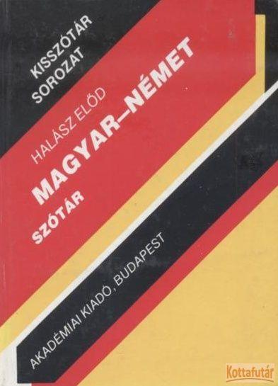 Magyar - Német szótár (1995)