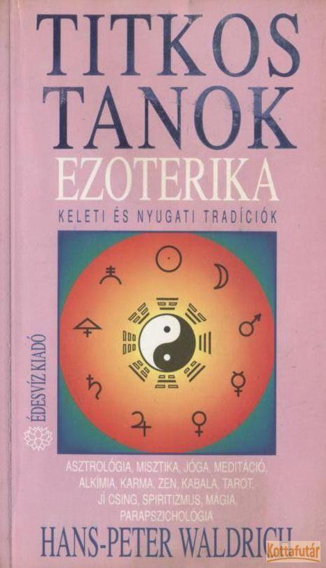 Titkos tanok - Ezoterika
