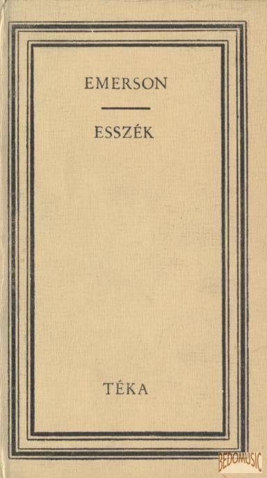 Esszék (Emerson)