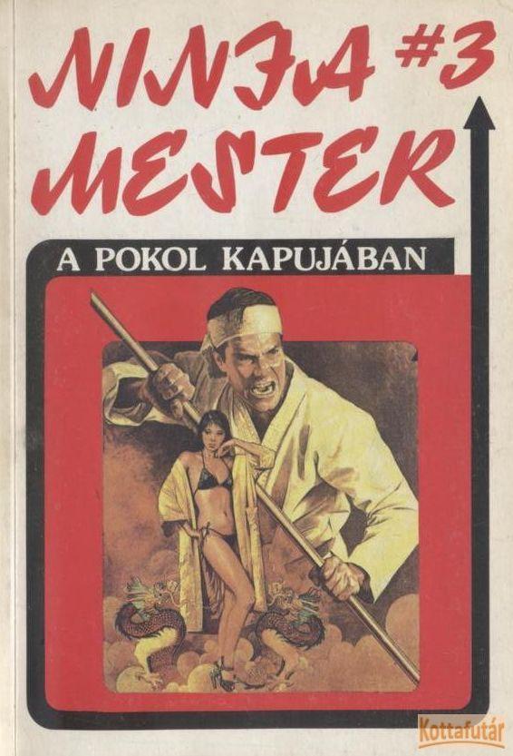 Ninja mester 3. - A pokol kapujában