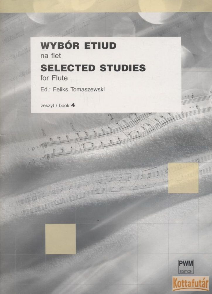 Selected Studies for Flute 4
