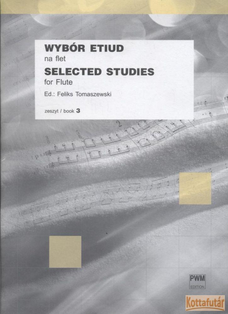 Selected Studies for Flut 3
