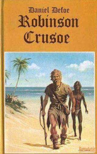 Robinson Crusoe (angol nyelvű kiadás)