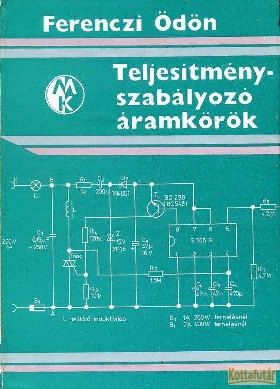 Teljesítményszabályozó áramkörök