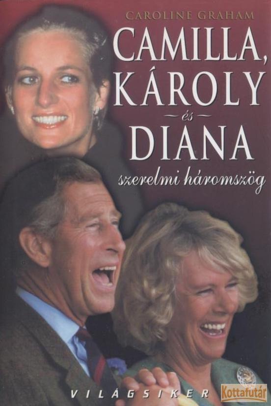 Camilla, Károly és Diana szerelmi háromszög