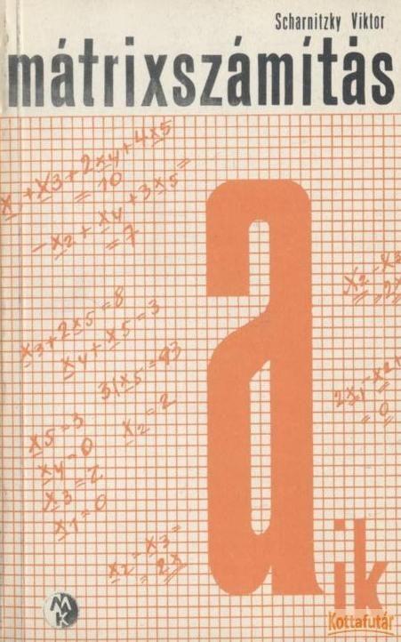 Mátrixszámítás (1979)