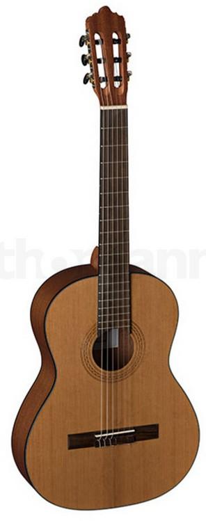 LaMancha Rubinito 4/4-es klasszikus gitár