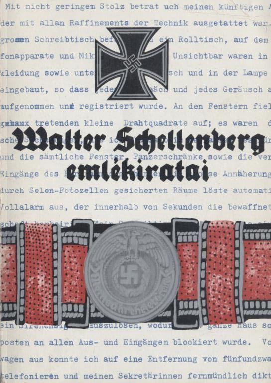Walter Schellenberg emlékiratai