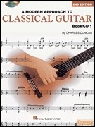 A Modern Approach to Classical Guitar 1.