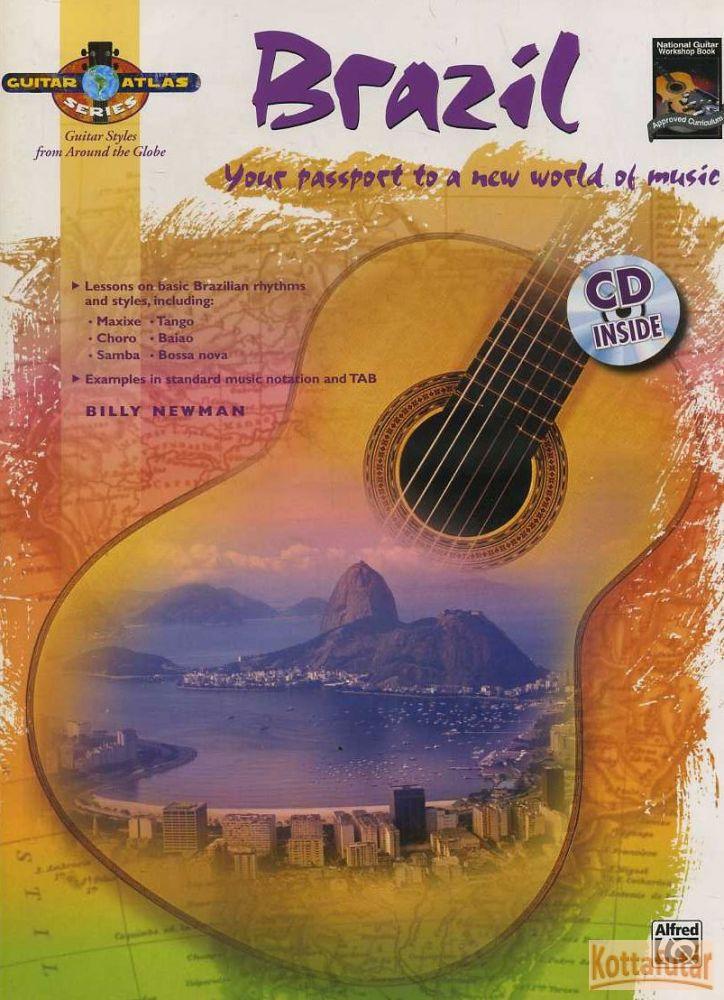 Guitar Atlas - Brazil