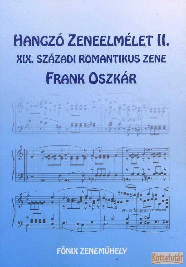 Hangzó zeneelmélet II.