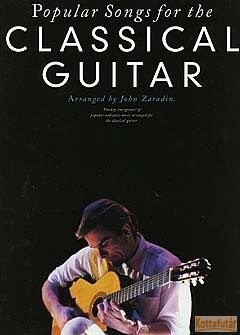 Popular Songs for the Classical Guitar