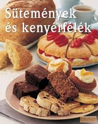 Sütemények és kenyérfélék