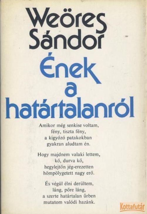 Ének a határtalanról (1980)